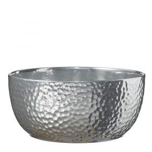 Boston Metallic Bowl - Ασημί