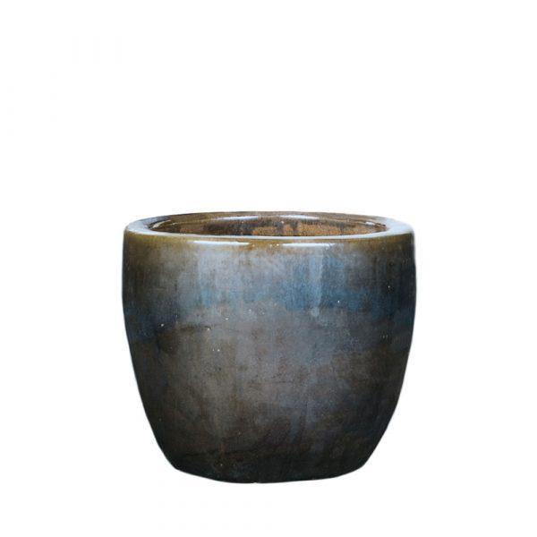 Couple Metal Glaze