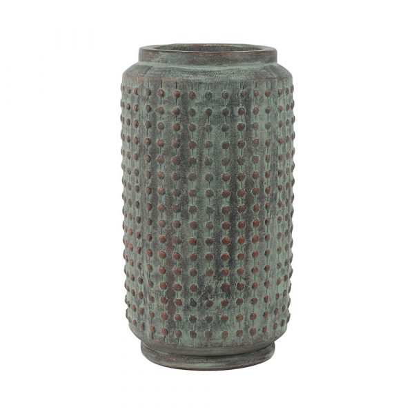 Ralf Cylinder High - Copper Green